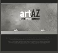 artAZ:Greek Artists' Database