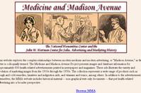 Medicine and Madison Avenue