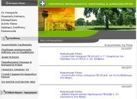 Υπουργείο Περιβάλλοντος, Χωροταξίας και Δημοσίων Έργων